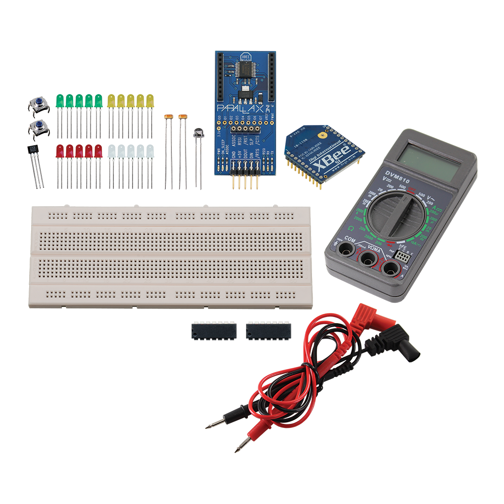 Cyber science supply kit