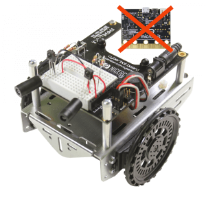 cyber:bot without micro:bit